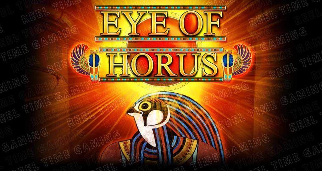 Eye of Horus gibt es auch von RTG