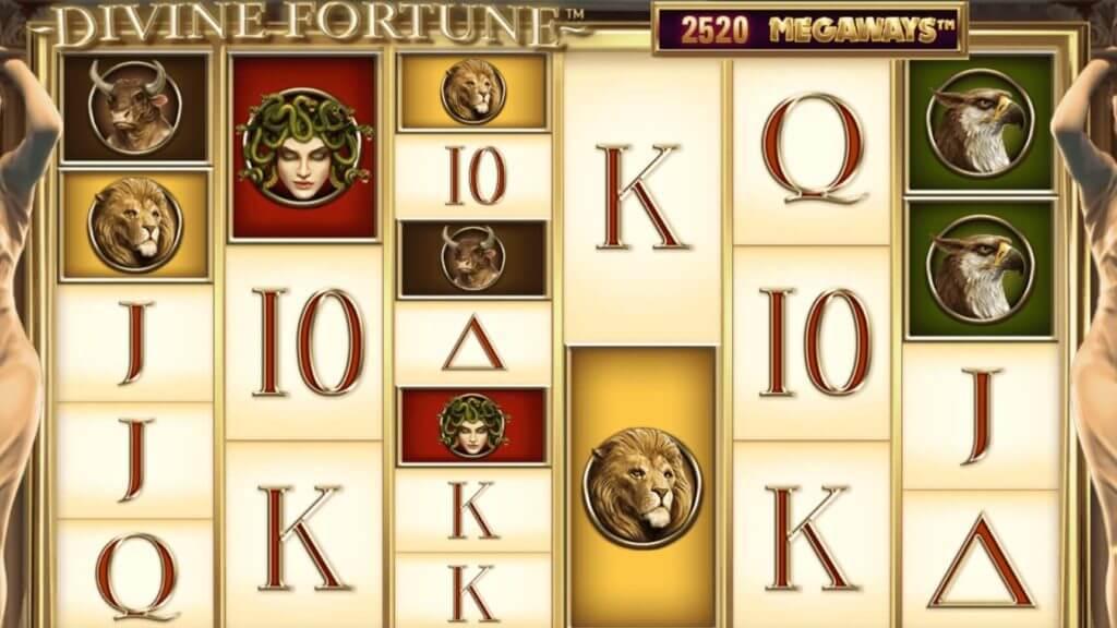 Divine Fortune Spielautomaten