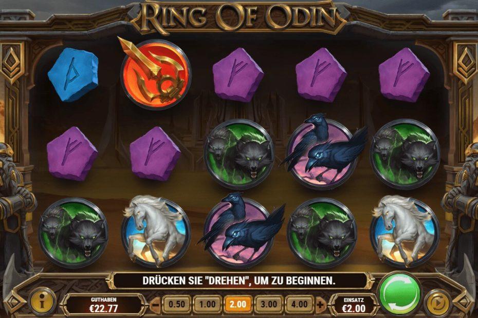 Ring of Odin Spielautomaten