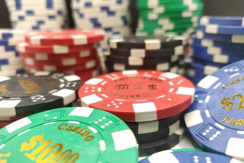 Auszahlung im Casino mit Jetons